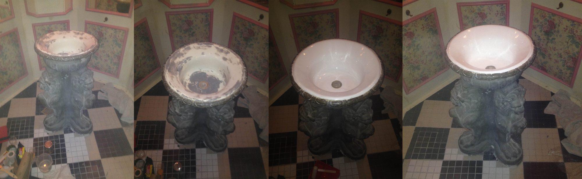 Reparation af Keramik